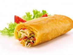 Mini Loempia - vegetarisch
