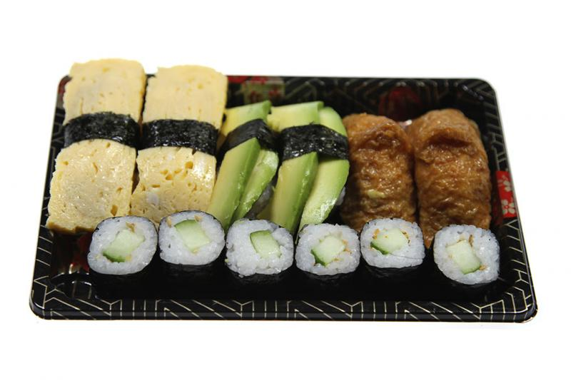 Sushi Vegetarian