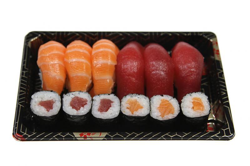 Sushi Zalm Tonijn