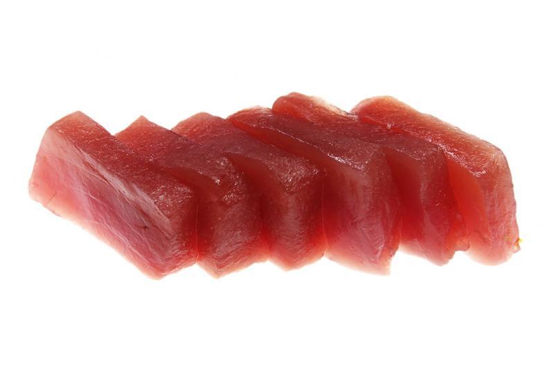 Sashimi Tonijn