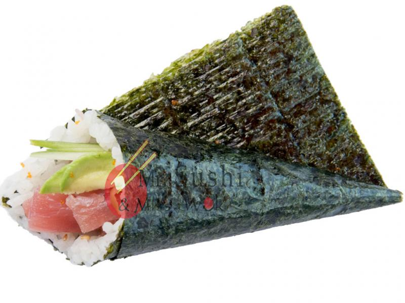 Spicy Maguro Handroll