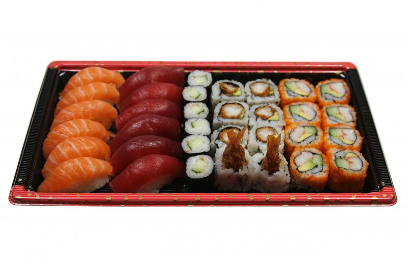 Sushi Mix Box (Box B), 34 st.