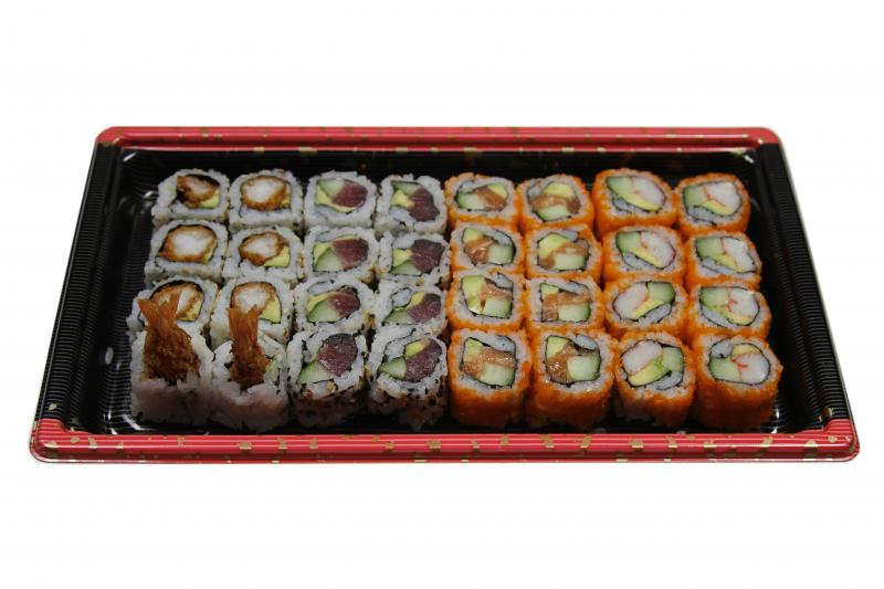 Uramaki Mix Box (Box C),32 st.