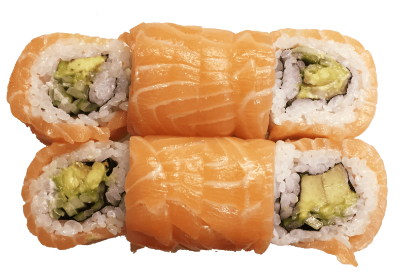23. Sake Avocado roll