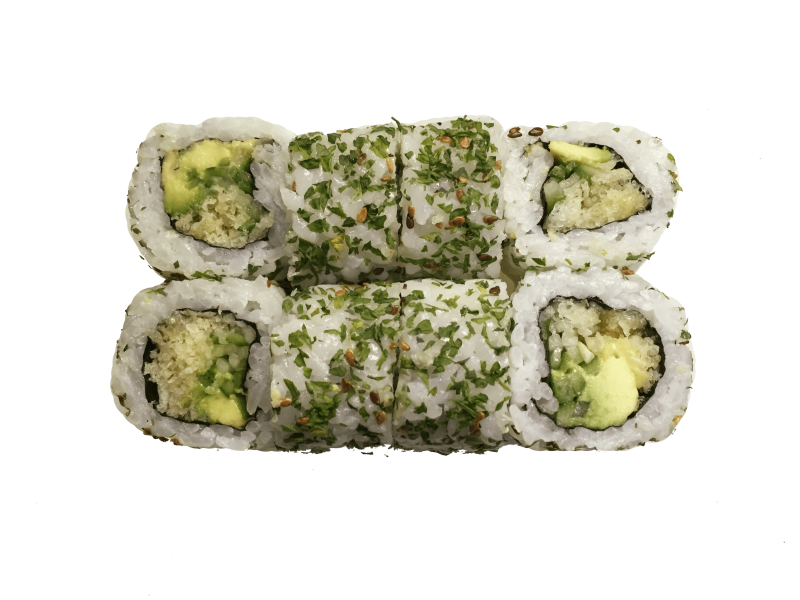 36. Crispy Veggie Roll