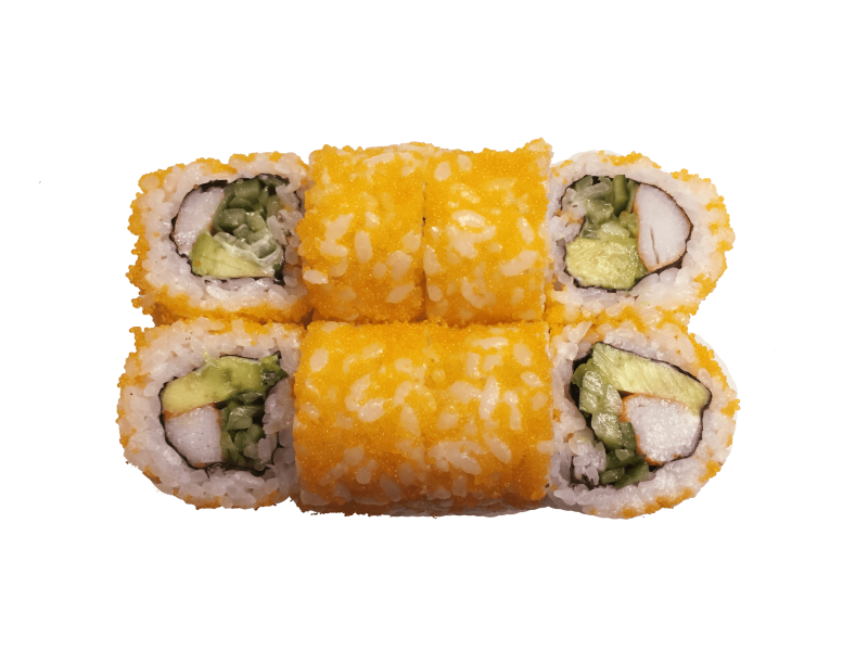32. California roll