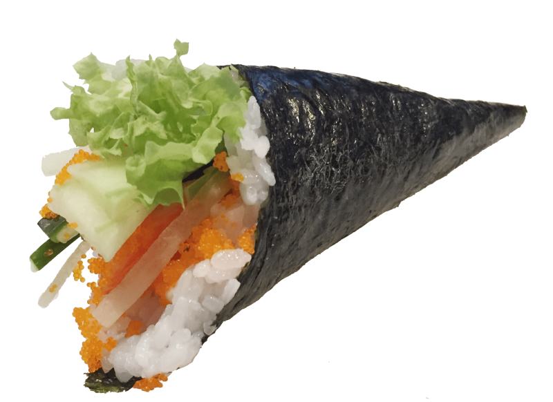 38. California temaki