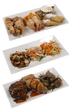 Chinese Indische Rijsttafel voor 6 personen