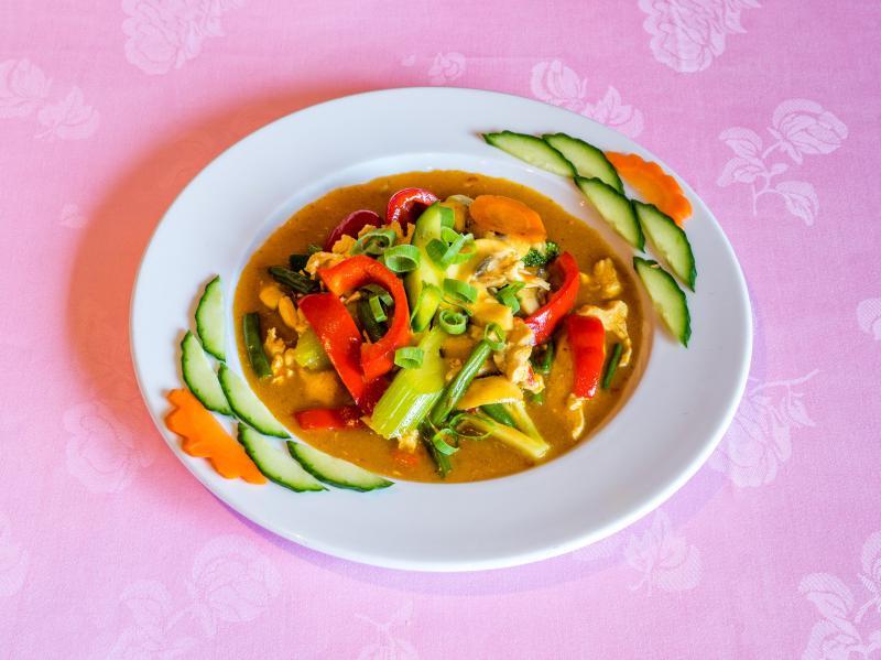 Foe Yong Hai vegetarisch